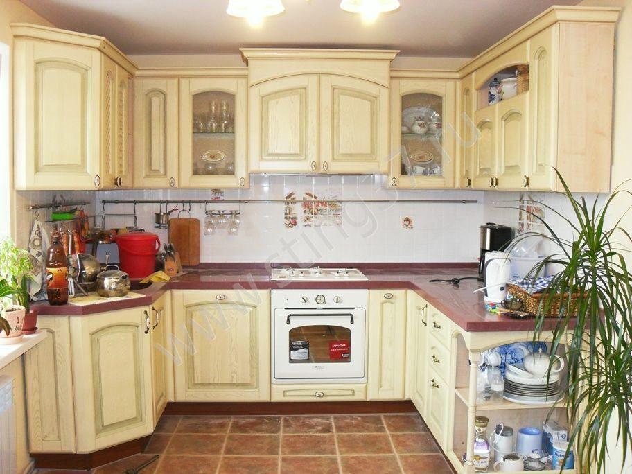 Наполи Кухни. кухонная мебель г. Иваново.